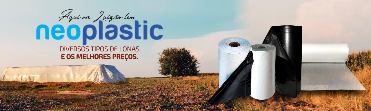 Lonas Neoplastic é na Luizão